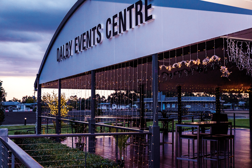 Things to do in Dalby, Dalby events centre
