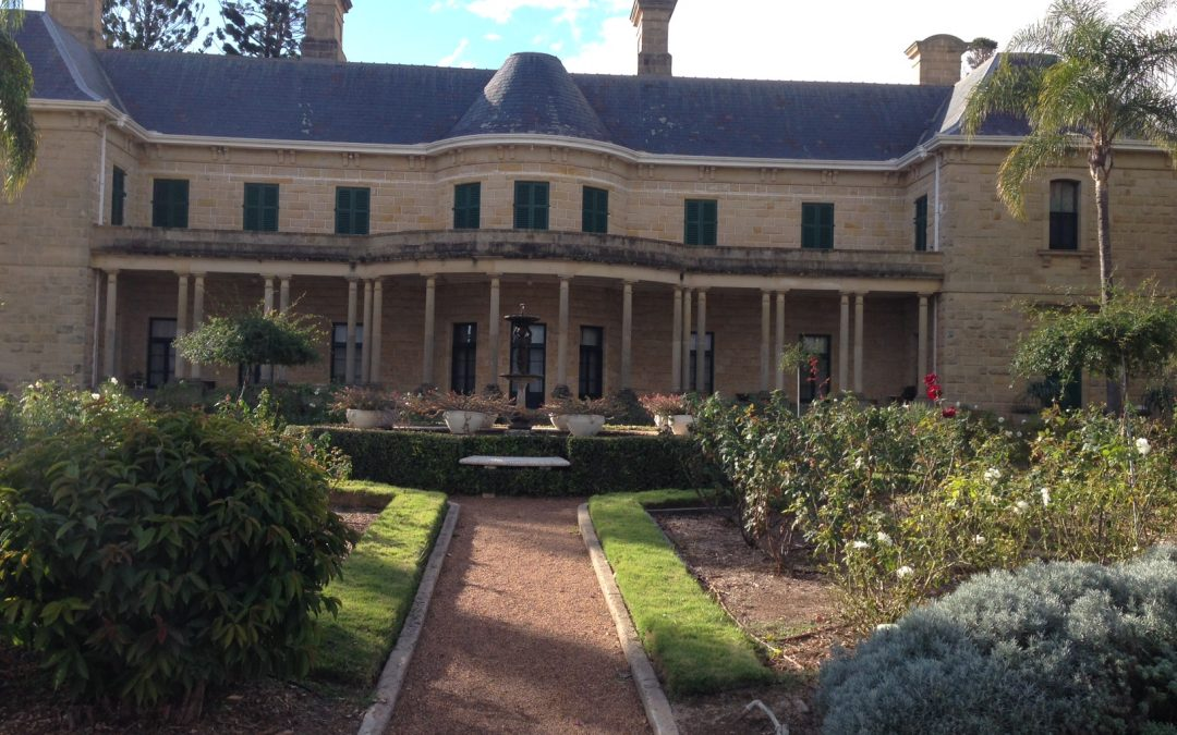 Visit Jimbour House in Dalby QLD