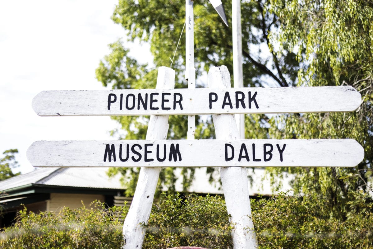 Dalby Pioneer Park, Things to do in Dalby