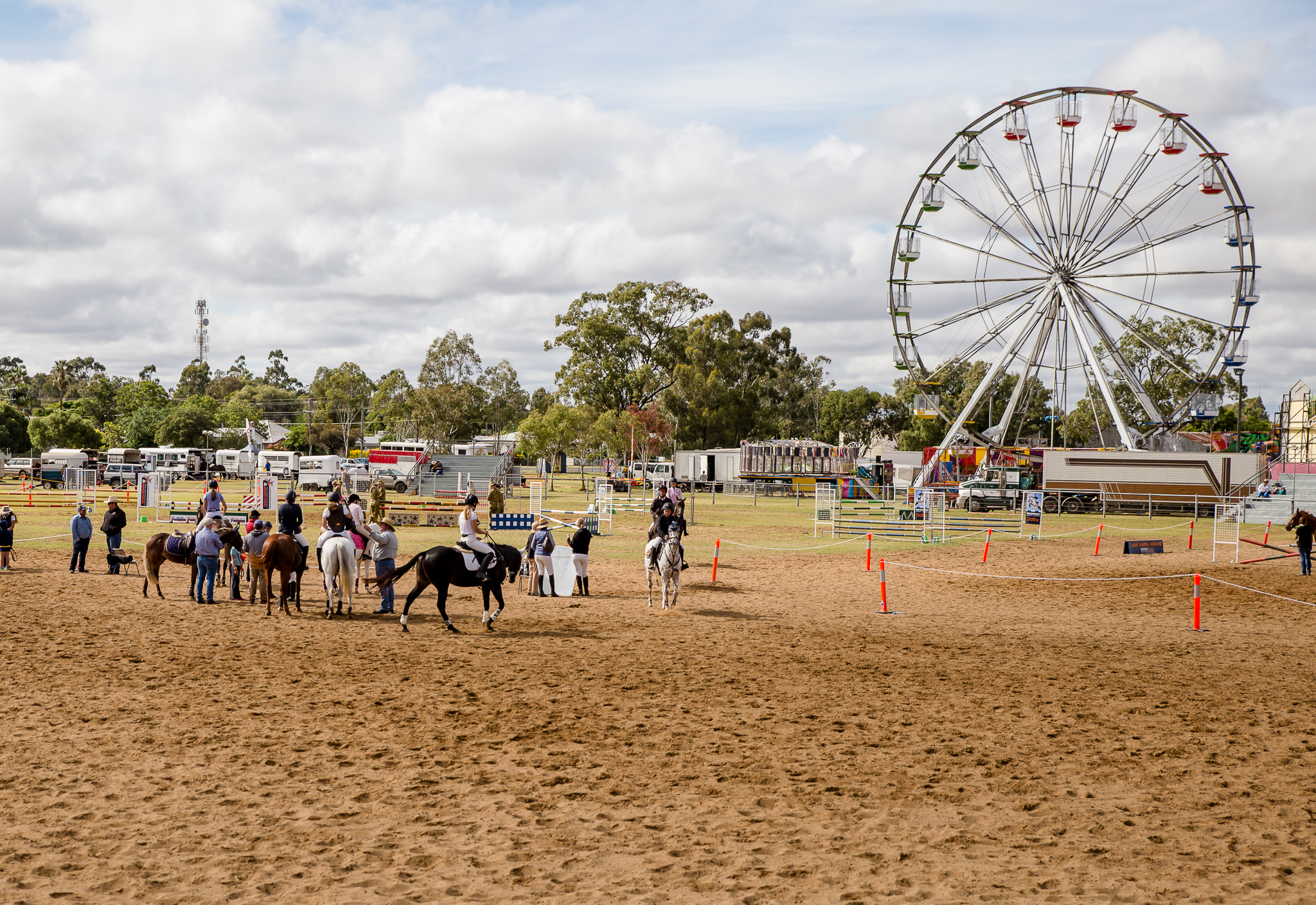 Things to do in Dalby, Dalby showgrounds