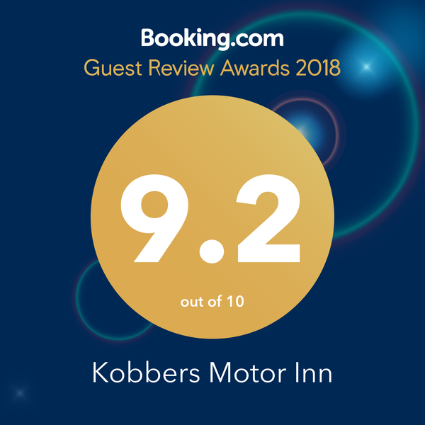 Kobbers made the TOP 10 Star Rating Awards!