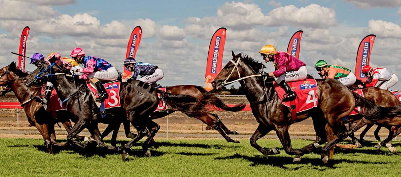 Things to do in Dalby, Dalby races