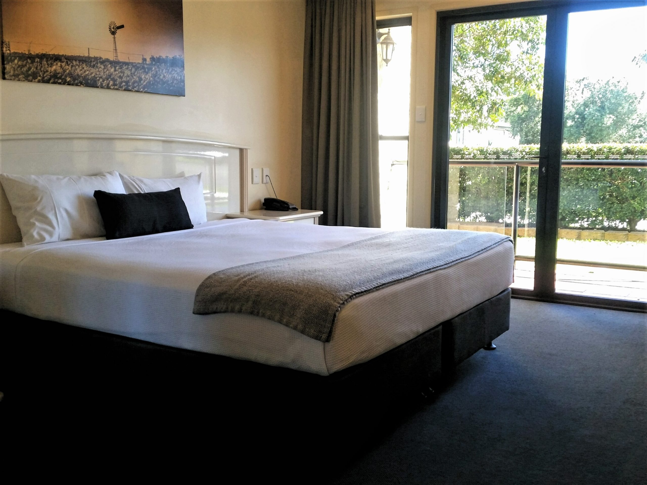 Dalby Accommodation - King Bed Room